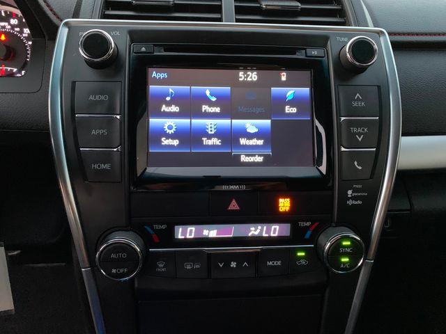 2016 Toyota Camry XSE 5 YEAR/60,000 MILE FACTORY POWERTRAIN WARRANTY Mesa, Arizona 18