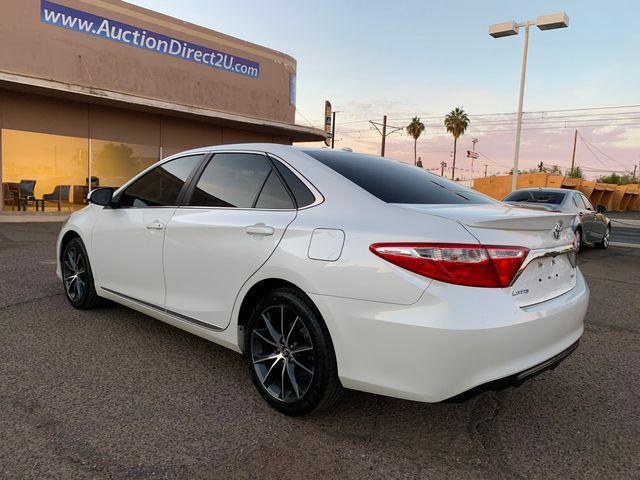 2016 Toyota Camry XSE 5 YEAR/60,000 MILE FACTORY POWERTRAIN WARRANTY Mesa, Arizona 2