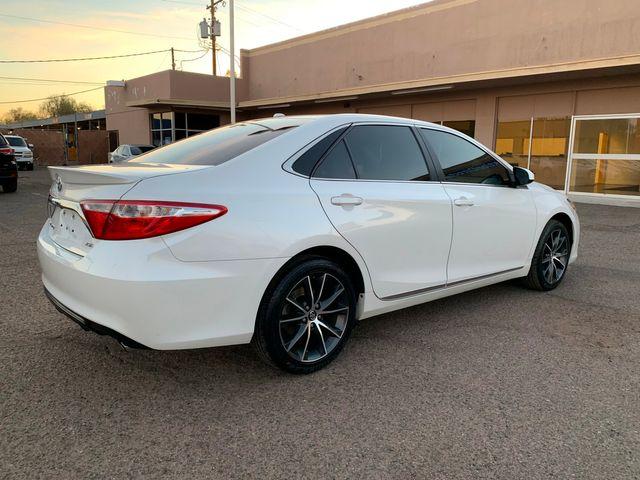 2016 Toyota Camry XSE 5 YEAR/60,000 MILE FACTORY POWERTRAIN WARRANTY Mesa, Arizona 4