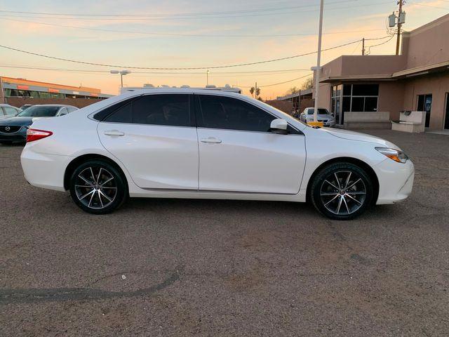 2016 Toyota Camry XSE 5 YEAR/60,000 MILE FACTORY POWERTRAIN WARRANTY Mesa, Arizona 5