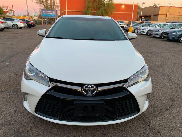 2016 Toyota Camry XSE 5 YEAR/60,000 MILE FACTORY POWERTRAIN WARRANTY Mesa, Arizona 7