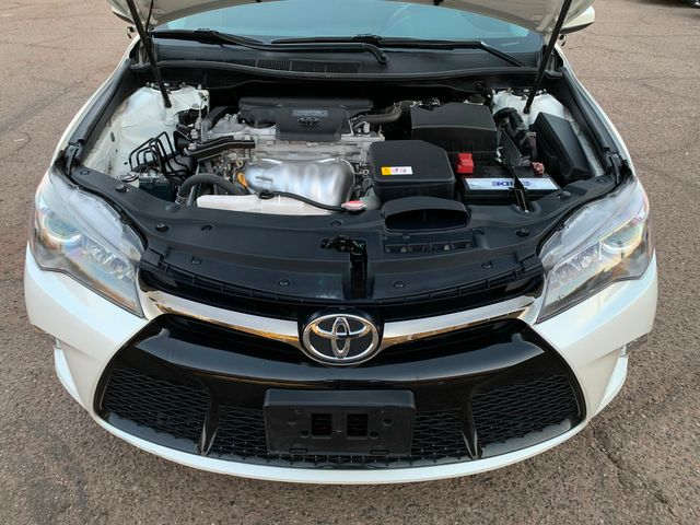 2016 Toyota Camry XSE 5 YEAR/60,000 MILE FACTORY POWERTRAIN WARRANTY Mesa, Arizona 8