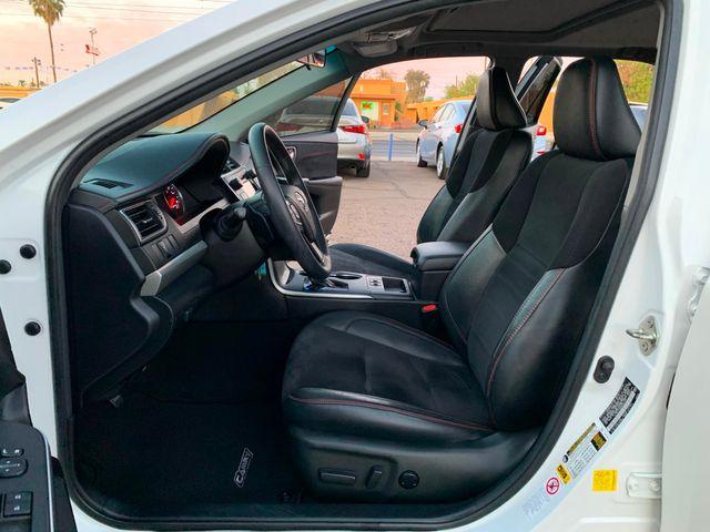 2016 Toyota Camry XSE 5 YEAR/60,000 MILE FACTORY POWERTRAIN WARRANTY Mesa, Arizona 9
