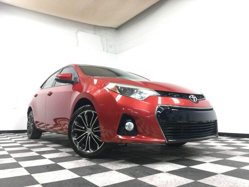 2016 Toyota Corolla *2016 Toyota Corolla S Plus CVT*   The Auto Cave in Addison