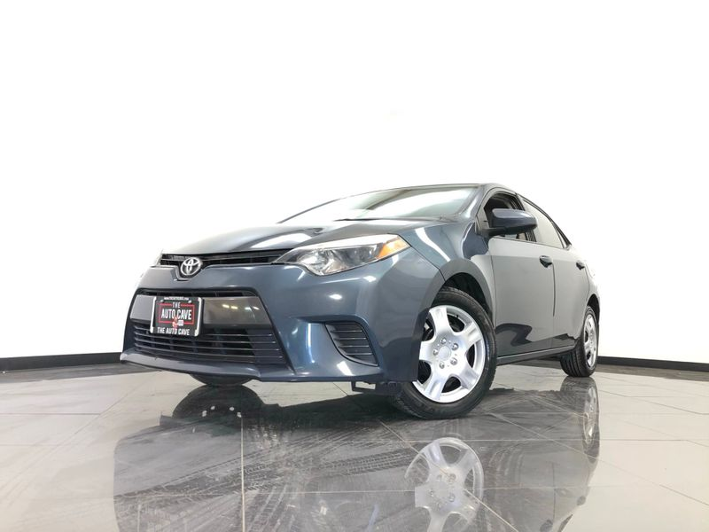 2016 Toyota Corolla *Get Approved NOW* | The Auto Cave in Dallas