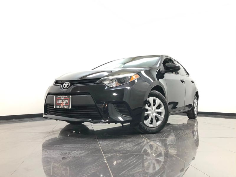 2016 Toyota Corolla *35K Miles!*Affordable Financing* | The Auto Cave in Dallas