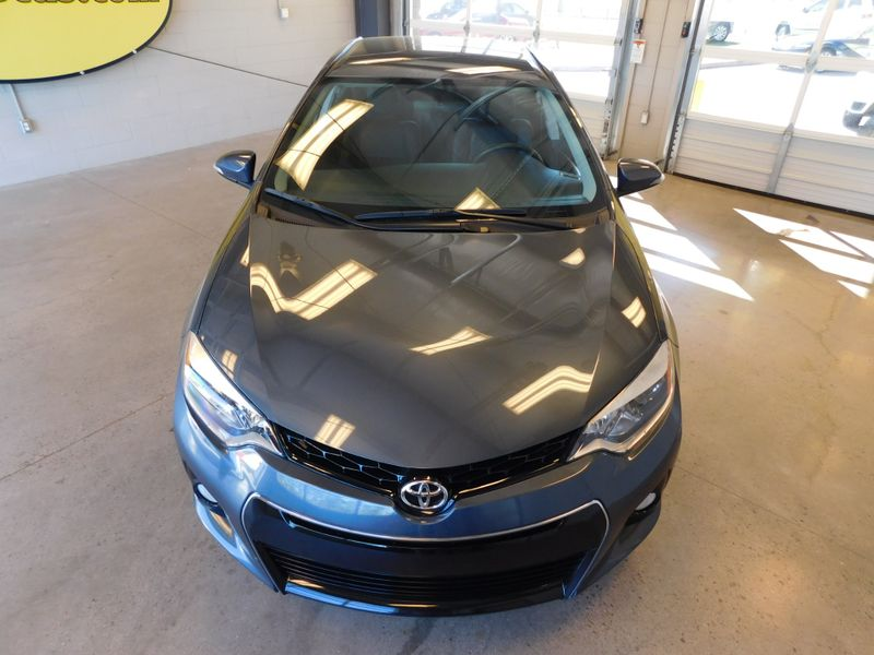 2016 Toyota Corolla S  city TN  Doug Justus Auto Center Inc  in Airport Motor Mile ( Metro Knoxville ), TN