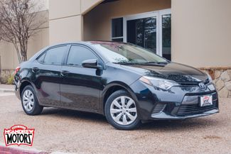 2016 Toyota Corolla LE in Arlington, Texas 76013