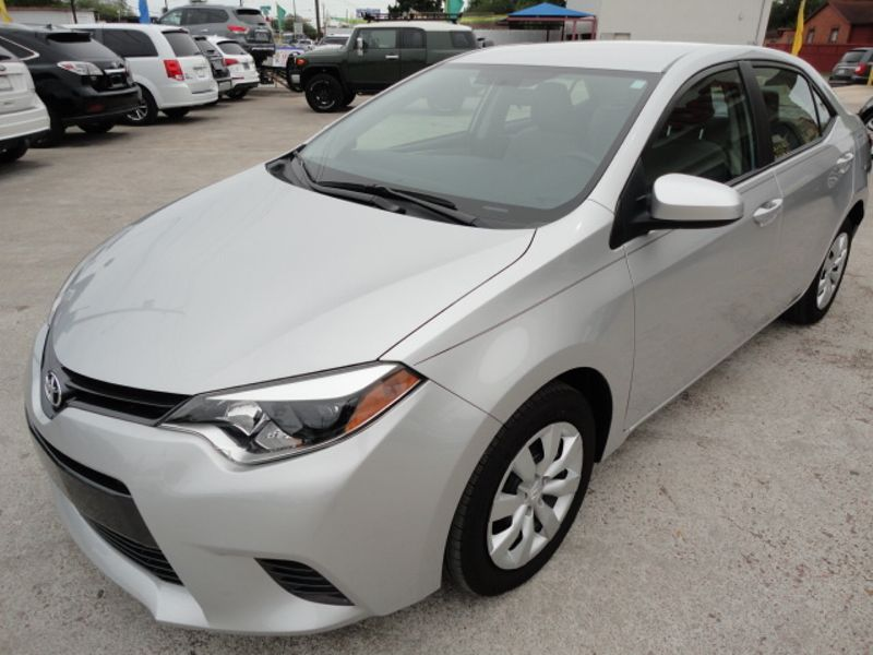 2016 Toyota Corolla L  Brownsville TX  English Motors  in Brownsville, TX