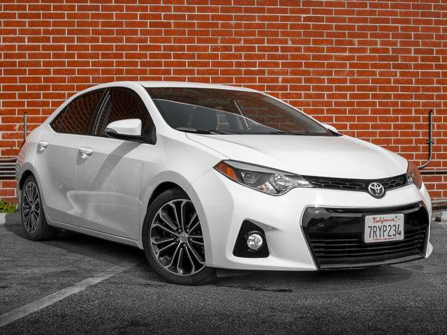 2016 Toyota Corolla S Plus Burbank, CA 1