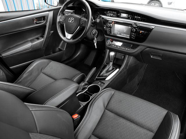 2016 Toyota Corolla S Plus Burbank, CA 11