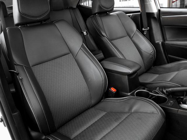 2016 Toyota Corolla S Plus Burbank, CA 12