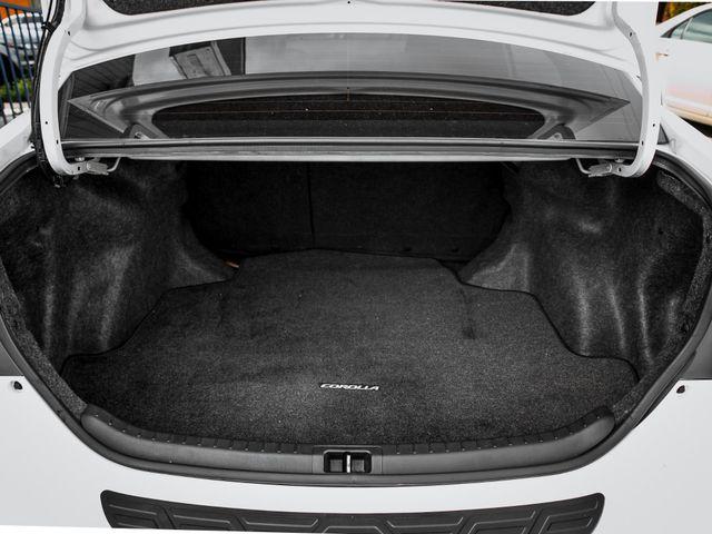 2016 Toyota Corolla S Plus Burbank, CA 21