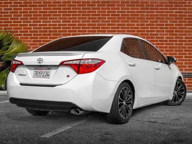 2016 Toyota Corolla S Plus Burbank, CA 4