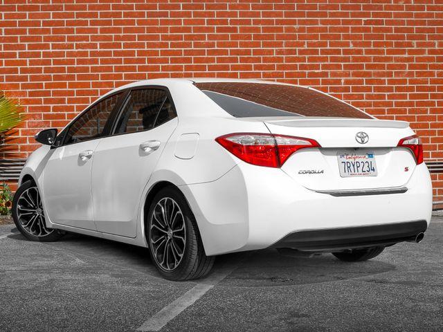 2016 Toyota Corolla S Plus Burbank, CA 5