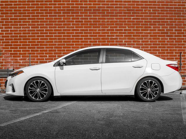 2016 Toyota Corolla S Plus Burbank, CA 6