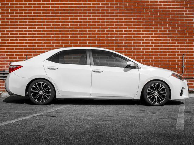 2016 Toyota Corolla S Plus Burbank, CA 7