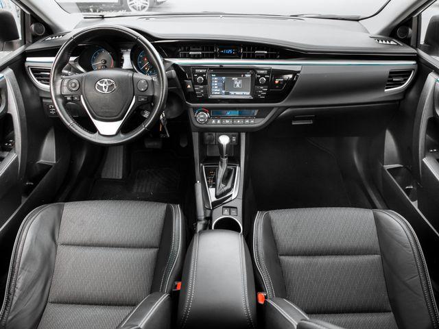 2016 Toyota Corolla S Plus Burbank, CA 8