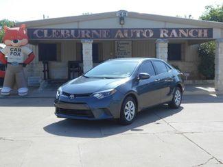 2016 Toyota Corolla LE CVT Cleburne, Texas