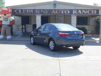 2016 Toyota Corolla LE CVT Cleburne, Texas 3