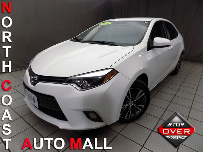 2016 Toyota Corolla LE Plus  city Ohio  North Coast Auto Mall of Cleveland  in Cleveland, Ohio
