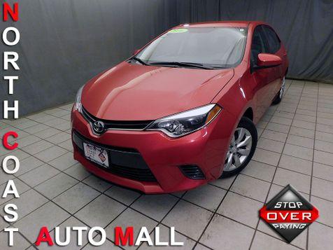 2016 Toyota Corolla LE in Cleveland, Ohio