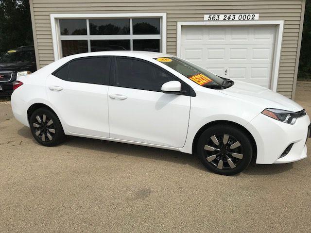 2016 Toyota Corolla LE in Clinton IA, 52732