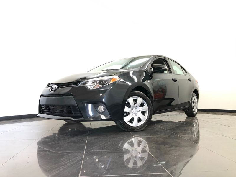 2016 Toyota Corolla *Easy In-House Payments* | The Auto Cave in Dallas