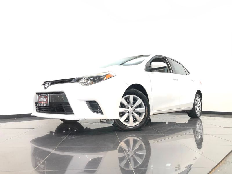 2016 Toyota Corolla *Drive TODAY & Make PAYMENTS* | The Auto Cave in Dallas