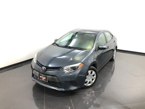 2016 Toyota Corolla *Easy Payment Options*   The Auto Cave in Dallas, TX