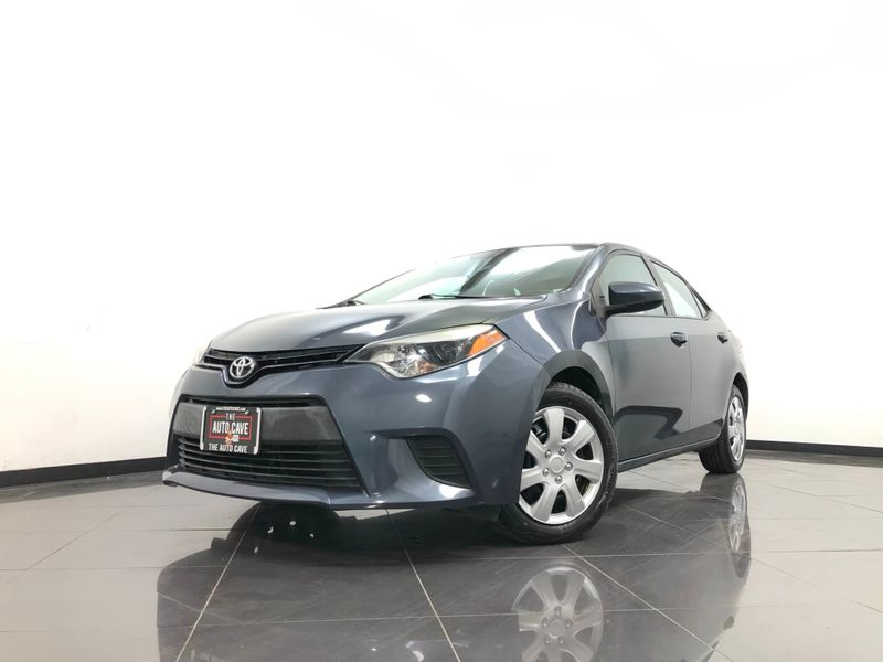2016 Toyota Corolla *Easy Payment Options*   The Auto Cave