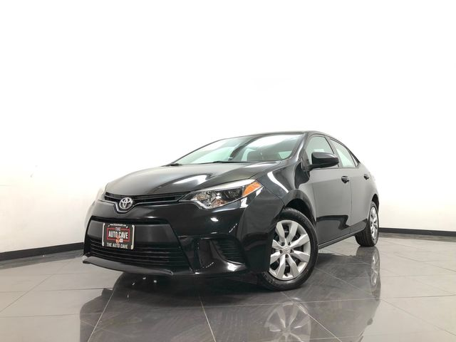 2016 Toyota Corolla *Affordable Financing* | The Auto Cave in Dallas