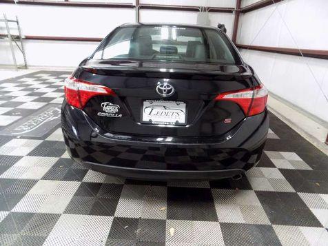 2016 Toyota Corolla S - Ledet's Auto Sales Gonzales_state_zip in Gonzales, Louisiana