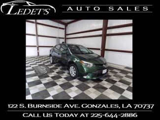 2016 Toyota Corolla L - Ledet's Auto Sales Gonzales_state_zip in Gonzales