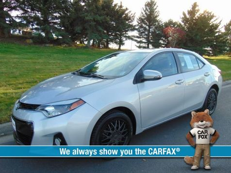 2016 Toyota Corolla S CVT in Great Falls, MT