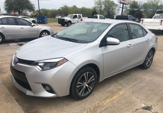 2016 Toyota Corolla LE | Greenville, TX | Barrow Motors in Greenville TX