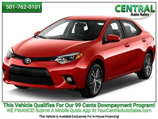 2016 Toyota COROLLA  | Hot Springs, AR | Central Auto Sales in Hot Springs AR