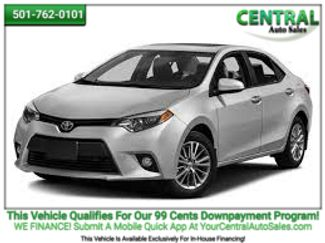 2016 Toyota Corolla in Hot Springs AR