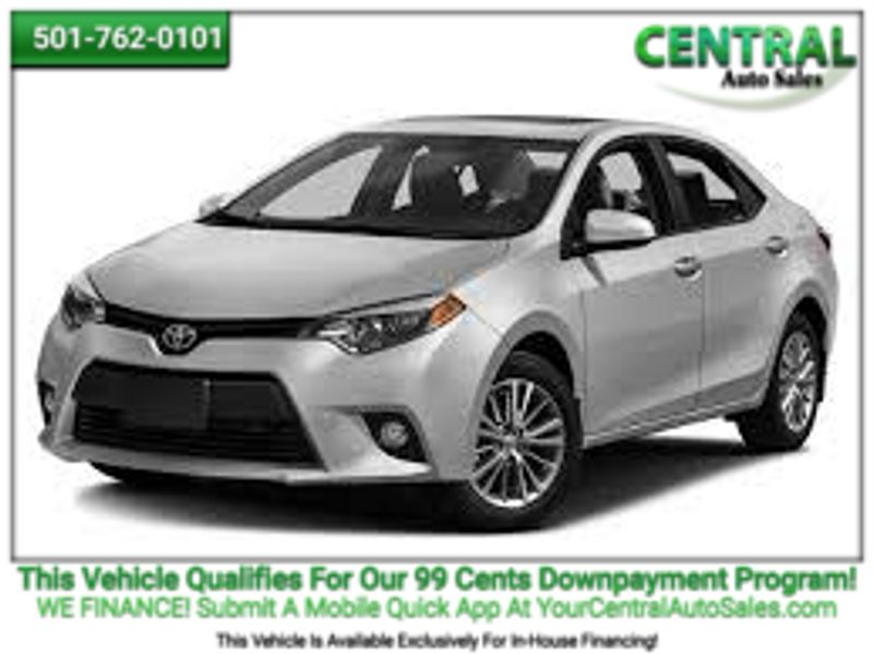 2016 Toyota Corolla L | Hot Springs, AR | Central Auto Sales in Hot Springs AR