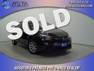 2016 Toyota Corolla LE  city Texas  Vista Cars and Trucks  in Houston, Texas