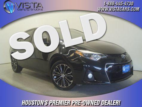 2016 Toyota Corolla S in Houston, Texas