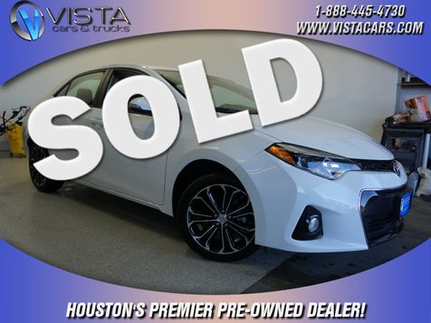 2016 Toyota Corolla LE in Houston, Texas