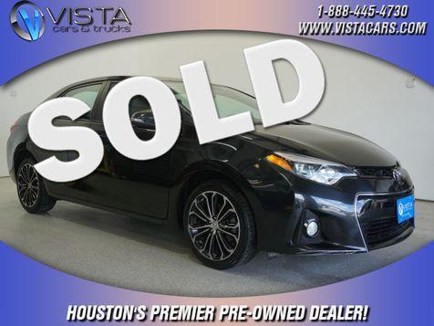 2016 Toyota Corolla L in Houston, Texas