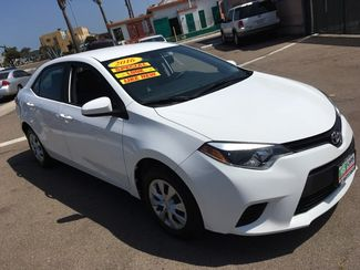 2016 Toyota Corolla L Imperial Beach, California