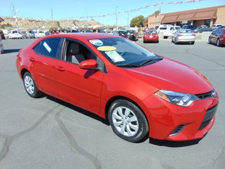 2016 Toyota Corolla LE in Kingman Arizona, 86401