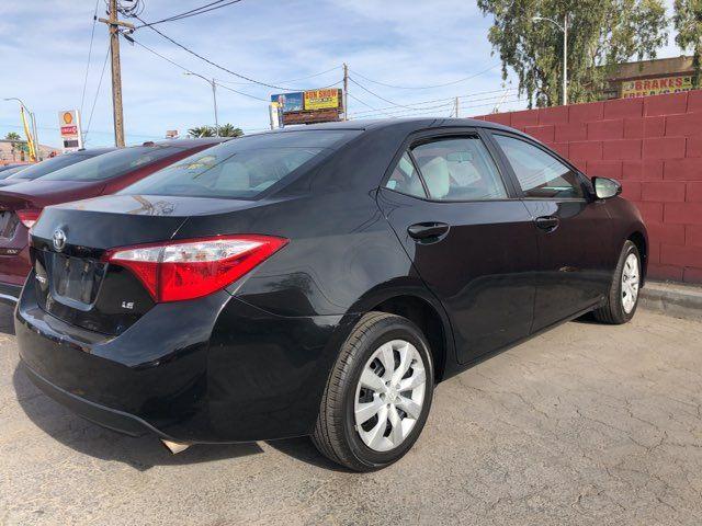 2016 Toyota Corolla LE CAR PROS AUTO CENTER (702) 405-9905 Las Vegas, Nevada 2