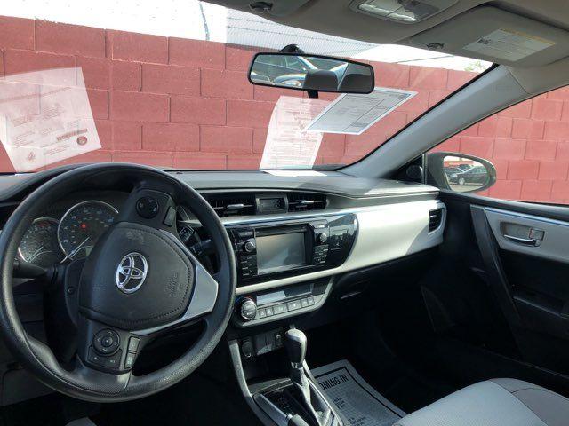 2016 Toyota Corolla LE CAR PROS AUTO CENTER (702) 405-9905 Las Vegas, Nevada 6
