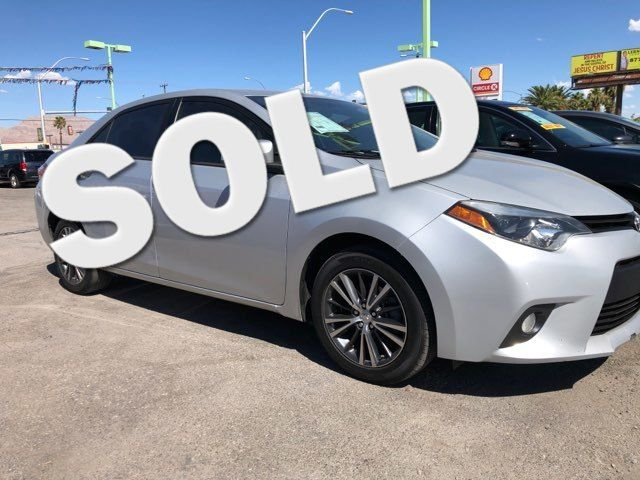 2016 Toyota Corolla LE CAR PROS AUTO CENTER (702) 405-9905 Las Vegas, Nevada