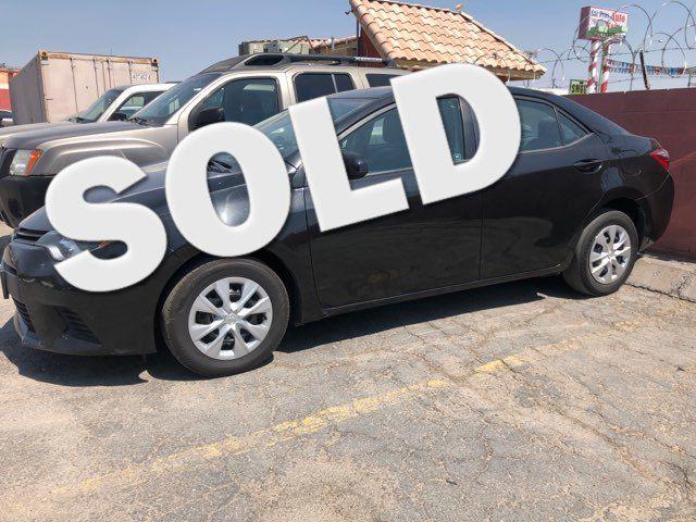 2016 Toyota Corolla L CAR PROS AUTO CENTER (702) 405-9905 Las Vegas, Nevada