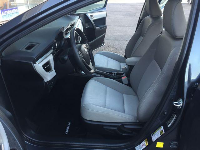 2016 Toyota Corolla LE FULL MANUFACTURER WARRANTY Mesa, Arizona 9